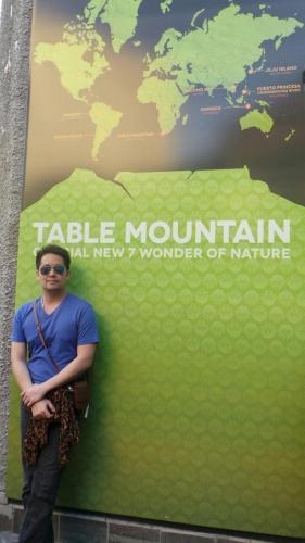Table Mountain, 1 ใน 7 สิ่งมหัศจรรย์ทางธรรมชาติของโลก
